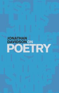 On Poetry cover page